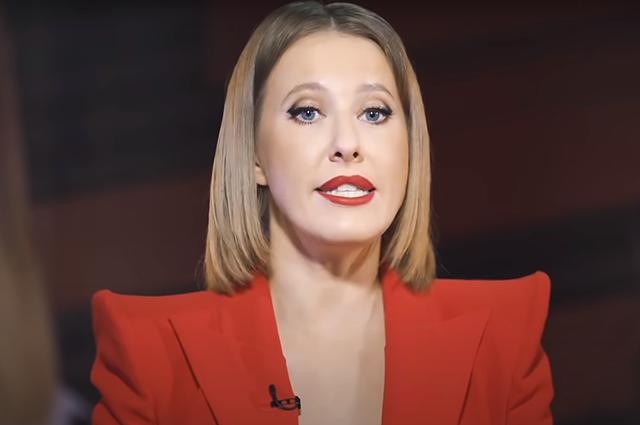 Яна Рудковская vs Арина Холина в шоу Ксении Собчак: склоки, вульгарность и «диоры»