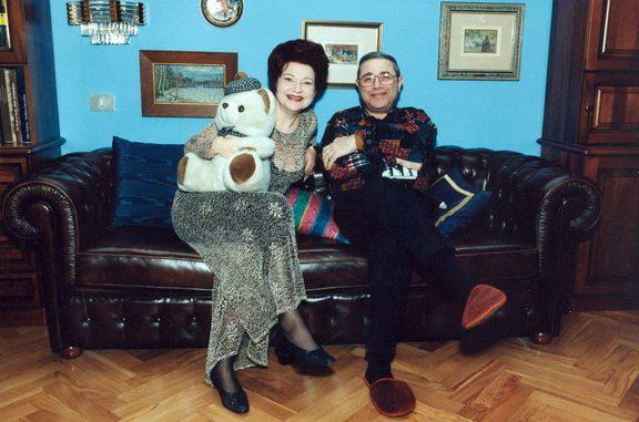 Брухунова перевела стрелки - Степаненко и сама уводила Петросяна от третьей жены