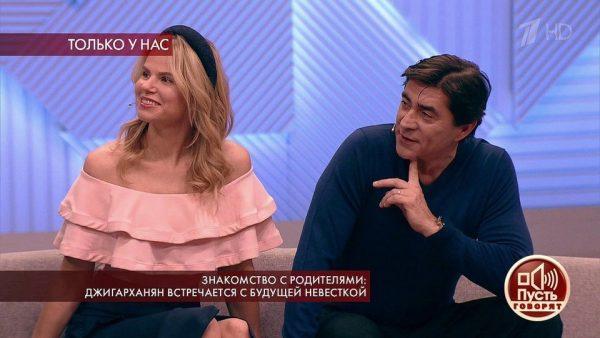 """Степан Джигарханян признался - Они с Ольгой Казаченко расстались. """"Красиво разбежались"""""""