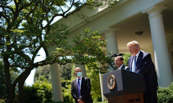 Несколько хороших новостей от♥ Трампа.🌼♥ Вакцинация, Обама, процесс против Google