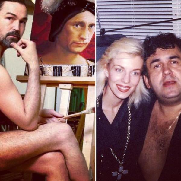 Наталья Ветлицкая прокомментировала свой роман с Никасом Сафроновым