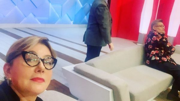 Арина Шарапова показала Александра Васильева после Коммунарки