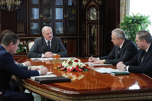 Глава ВОЗ позвонил Лукашенко