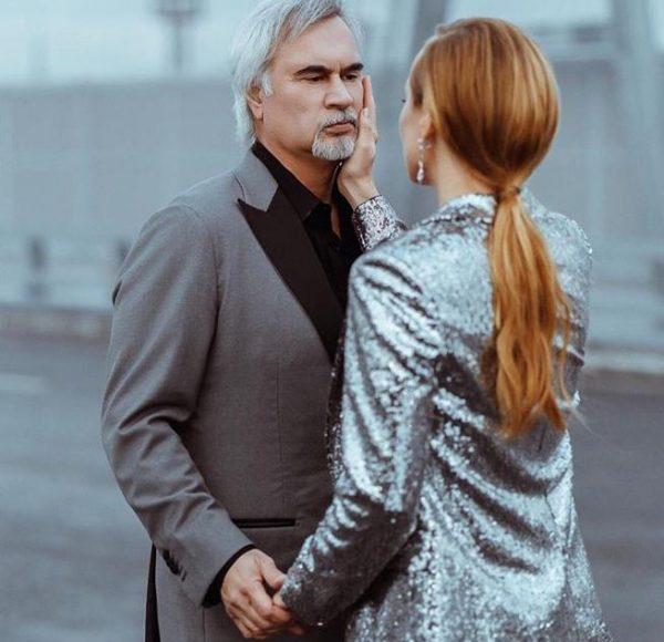 Стало известно, отчего Валерий Меладзе плачет рядом с женой