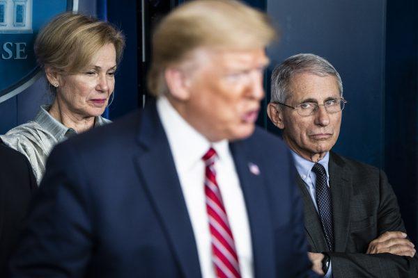 Трамп избежал заражения, потому что принимает гидроксихлорохин 💥
