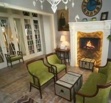 гостиная Ирины Алфёровой