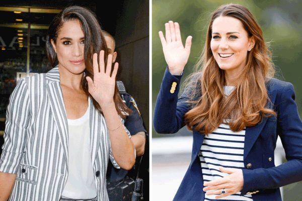 Кэтрин или Меган - Эксперт рассказала, на ком возрастные изменения скажутся раньше