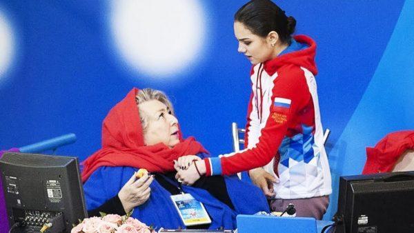 """Татьяна Тарасова: """"Тутберидзе недолюбливала Евгению Медведеву"""""""