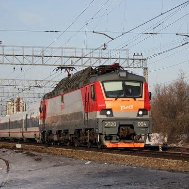 Поезд Стриж