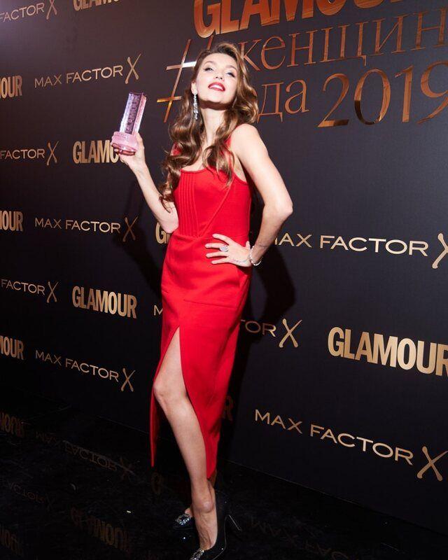 Регина Тодоренко хотела свою награду «Женщина года» отдать изувеченной Маргарите Грачевой, но статуэтку отобрали