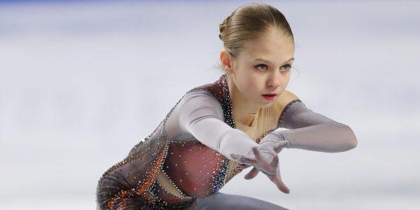 Александра Трусова прокомментировала свой уход от Тутберидзе