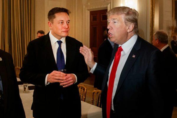 Илон Маск и Иванка Трамп 💥💝обмениваются тайными знаками