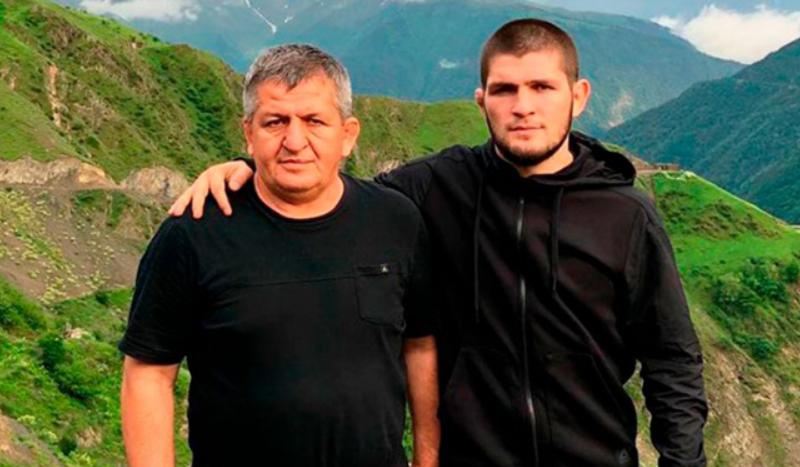 Хабиб Нурмагомедов записал обращение соотечественникам: «Не ходите в гости и к себе не принимайте»