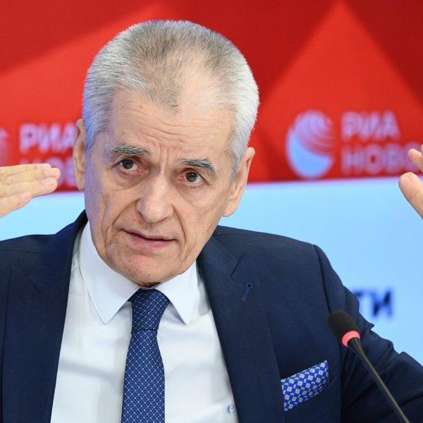 """Последние 40 лет Онищенко мечтал, чтоб люди ходили в масках: """"Просто бальзам на сердце"""""""