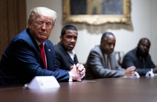 Трамп сомневается, хорошо ли сделал Линкольн, отменив рабство