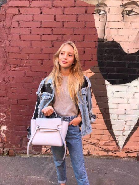Внучка Михалкова окончила школу: куда поступает и станет ли манекенщицей?