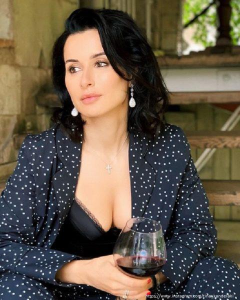 Тина Канделаки ответила футболисту Артему Милевскому - Он заявлял, что спал с ней