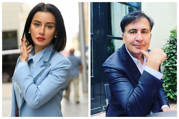 """""""Скорее, это Мишико отбивался:)"""" - Как Сеть реагирует на заявление Канделаки о домогательствах Саакашвили"""