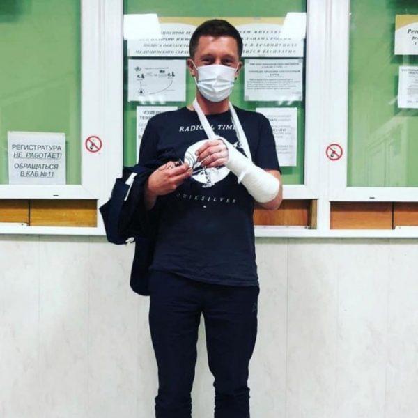 """""""Это элементарная секта"""" - Избитый оператор Собчак пообщался с прессой"""