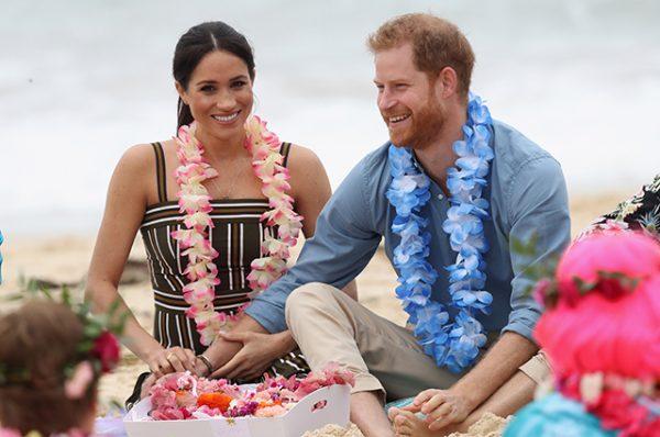 Где найти нам покой - Принц Гарри и Меган Маркл ищут пристанище в новой стране