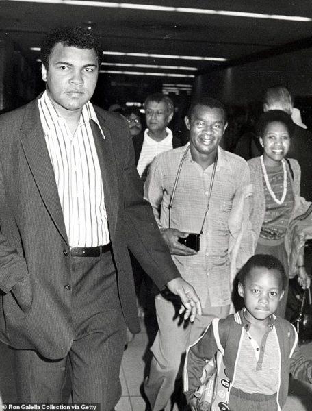 Сын Мухаммеда Али поддержал президента Трампа и выступил против черного расизма