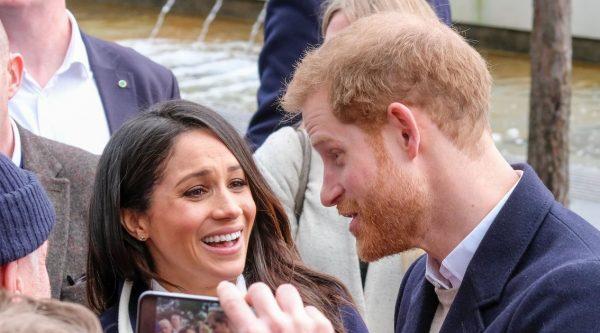 В королевском дворце принца Гарри называли марионеткой Меган Маркл