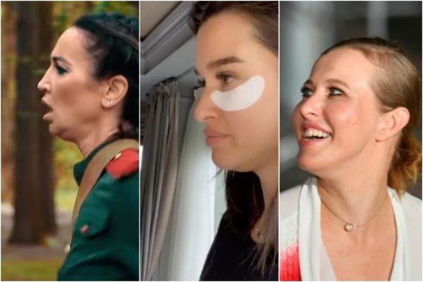 """Лена Миро вычислила звездных """"алкашек"""" по второму подбородку"""