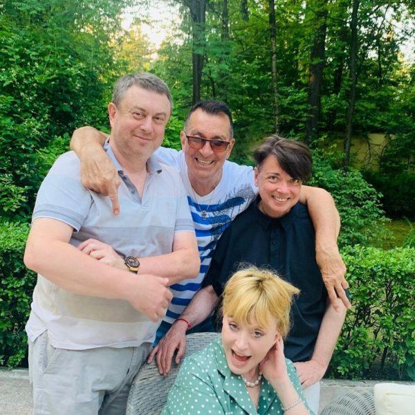 СМИ пишут о кончине Александра Буйнова
