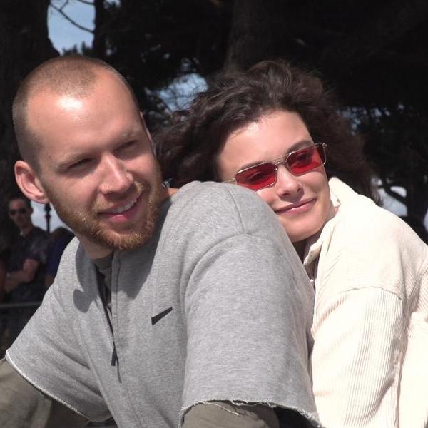 Антон Криворотов рассказывает почему они с Барбарой не живут вместе