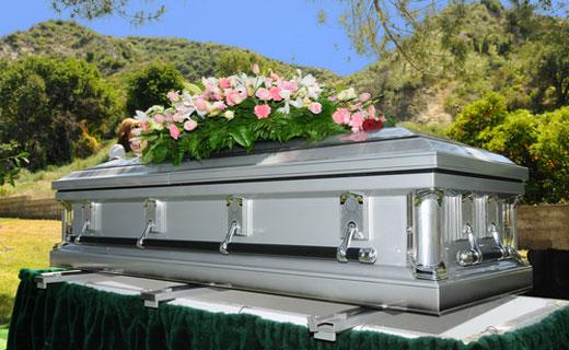 Шуру будут хоронить на Троекуровском кладбище в белом гробу за полмиллиона