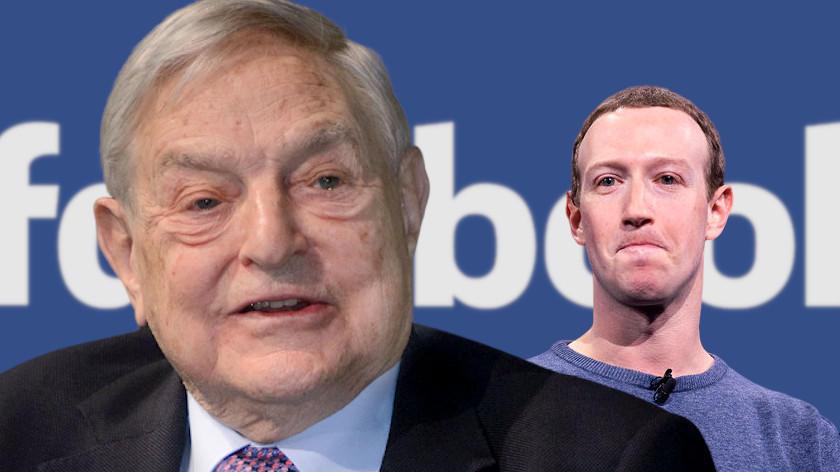 Facebook и Цукерберг капитулировали перед Соросом