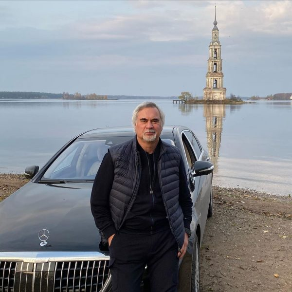 Валерий Меладзе о карантине, детях и тяжелом труде