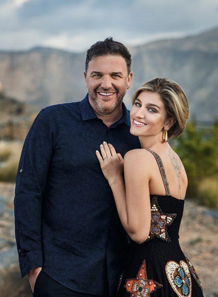 Нинидзе и Виторган ответили на слухи о расставании новым снимком