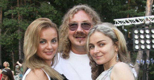 Игорь Николаев показал старшую дочку-американку