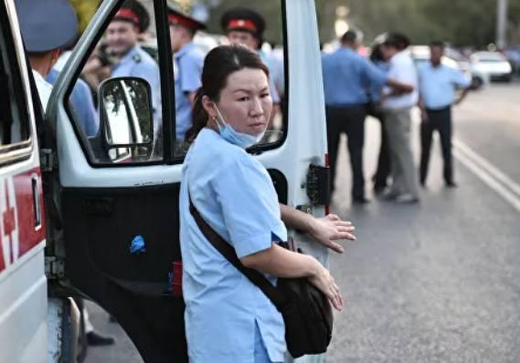 Киргизская певица Асель Кадырбекова в коме после ДТП в Бишкеке