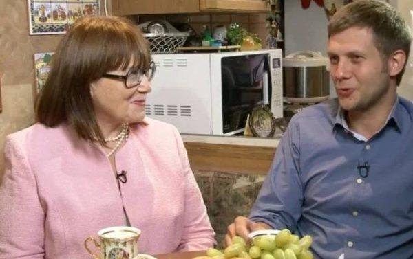 Свадьба Бориса Корчевникова и Сесиль Свердловой была пиром роскошного чаепития