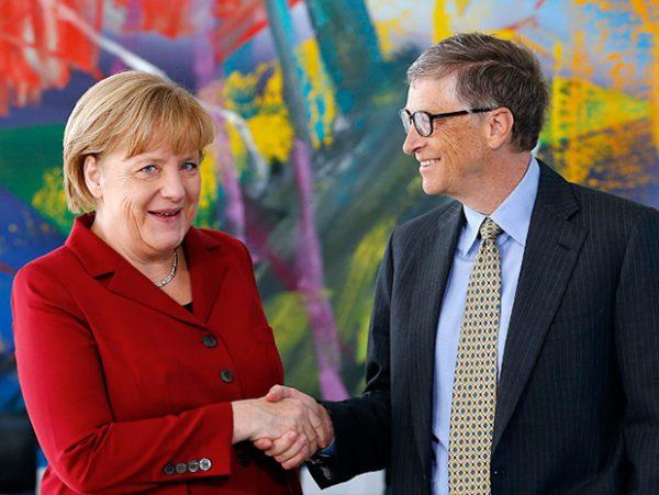 """МВД Германии назвало пандемию """"ложной тревогой"""". СМИ стараются не трогать эту тему"""