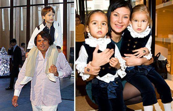 У Алены Гавриловой мужья забирают детей?