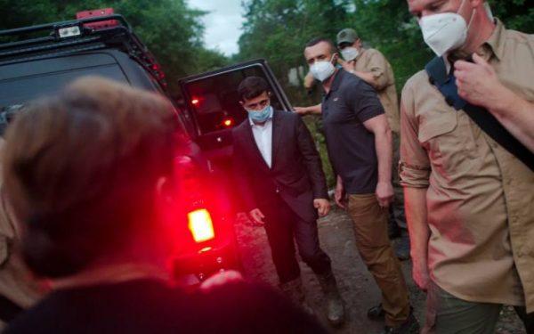 Сапоги Президенту! Зеленский поехал в затопленные области и даже не представлял масштабы природной катастрофы