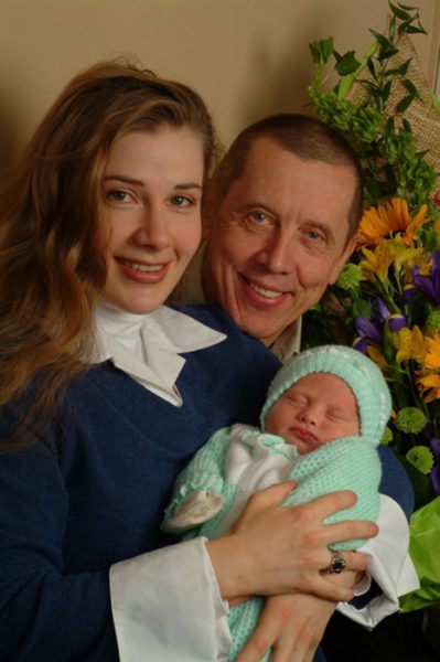 Валерий Золотухин влюбился в молодую актрису Ирину Линдт будучи женатым