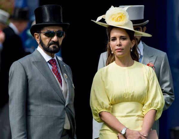 принцесса Хайя сбежала от мужа- насильника в прошлом году