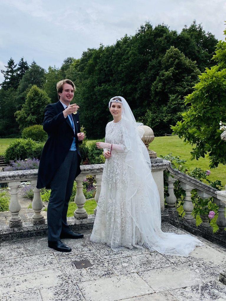 Принцесса Райя и Нед Донован сыграли свадьбу 7-го июля