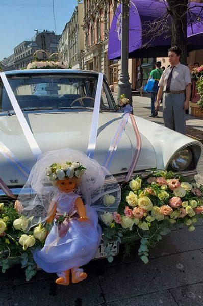 Свадьба пела и плясала:)