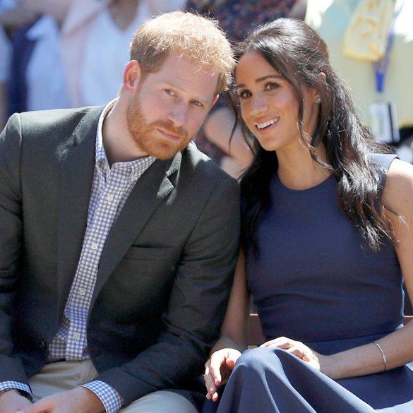 Меган Маркл и принц Гарри хотят забыть опыт с королевской семьей
