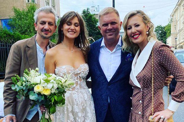Андрей Колесников, Дарья Донскова, Ксения Собчак, Константин Богомолов