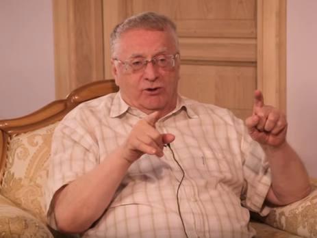 """Жириновский дал интервью кремлевскому оппоненту Дмитрию Гордону: """"Война будет страшная, не думайте про Крым, в Воркуте климат нормальный"""""""