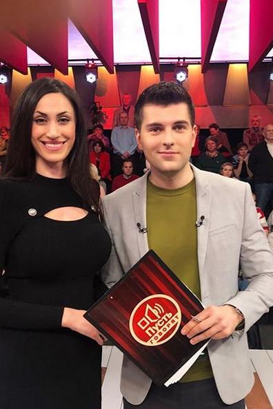 Анну Амбарцумян с удовольствием приглашали на ток-шоу
