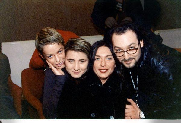 Фотограф Пугачевой поделился снимком совсем юной Анастасии фон Калманович - Копия Роми Шнайдер