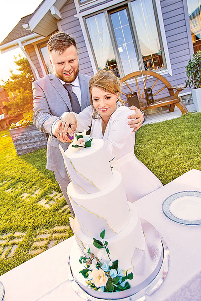 Дочка Розы Сябитовой вышла замуж снова
