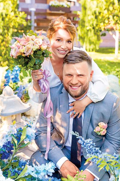 Свадьба Ксении и Максима, Из личного архива Розы Сябитровой